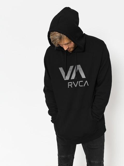 Mikina s kapucňou RVCA Va Rvca HD (black)
