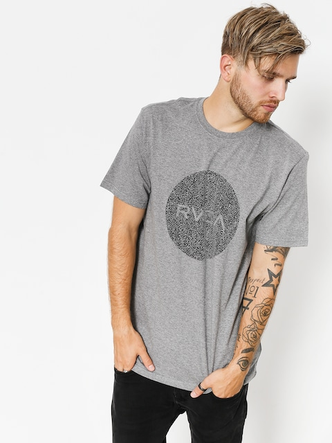 Tričko RVCA Rvca Motors Standard (athletic heather)