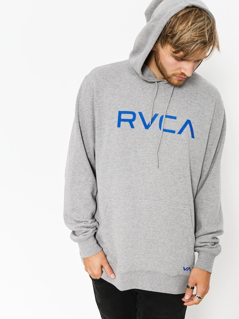 Mikina s kapucňou RVCA Big Rvca HD (athletic)