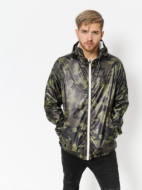 Bunda Element Alder Rain Wmn (bark camo)