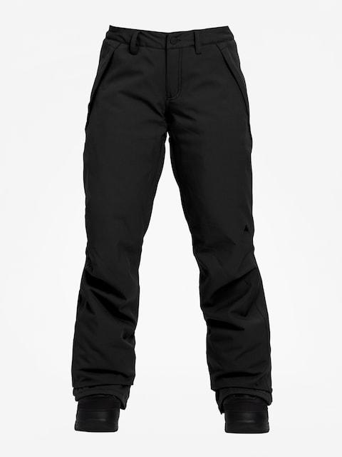 Snowboardové nohavice Burton Society Wmn (true black)