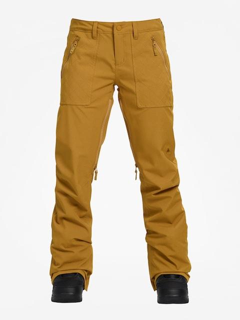 Snowboardové nohavice Burton Vida Wmn (camel)