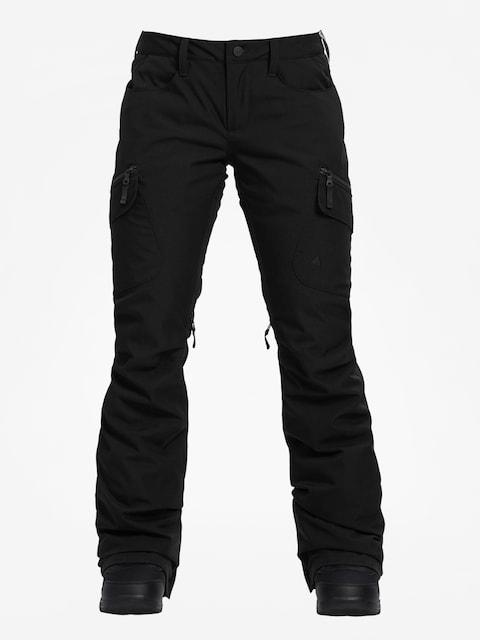 Snowboardové nohavice Burton Gloria Ins Wmn (true black)