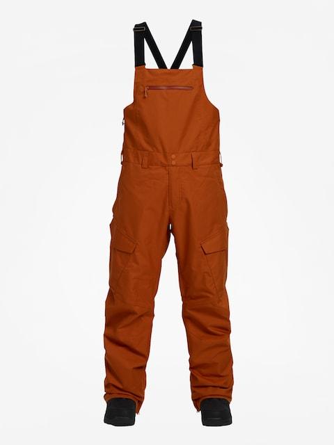Snowboardové nohavice Burton Reserve Bib (adobe)