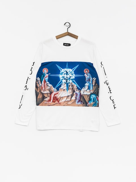 Triko Diamond Supply Co. Savior Ls (white)