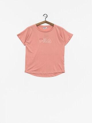 Tričko Fila Ludi Wmn (rose tan)