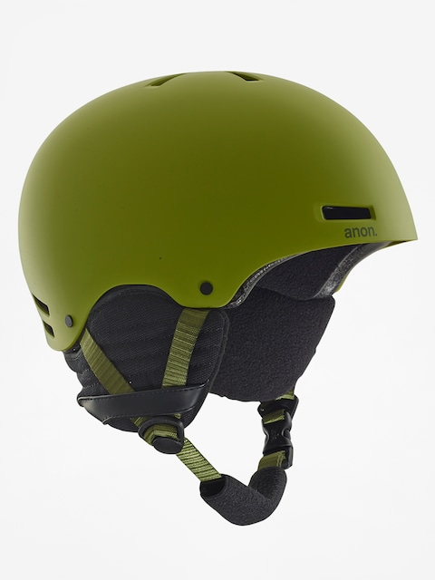 Prilba Anon Raider (green)