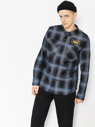 Kou0161eu013ea Fox Gorman Overshirt 2 0 (nvy)