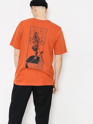 Tričko Youth Skateboards Bateleur (orange)