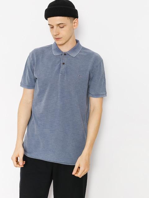 Polo tričko Quiksilver Miz Kimitt (vintage indigo)
