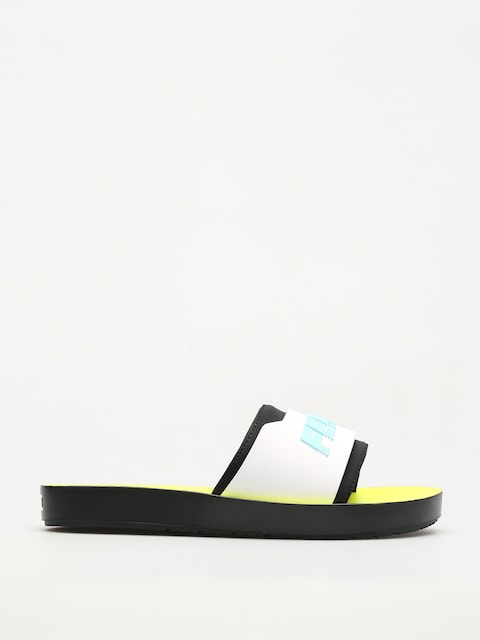 Šľapky Puma Fenty Surf Slide Wmn (puma black/white/yellow)