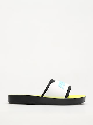 u0160u013eapky Puma Fenty Surf Slide Wmn (puma black/white/yellow)