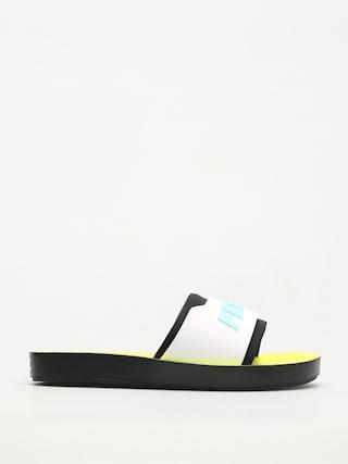 u0160u013eapky Puma Fenty Surf Slide Wmn (puma black/white/yellow)