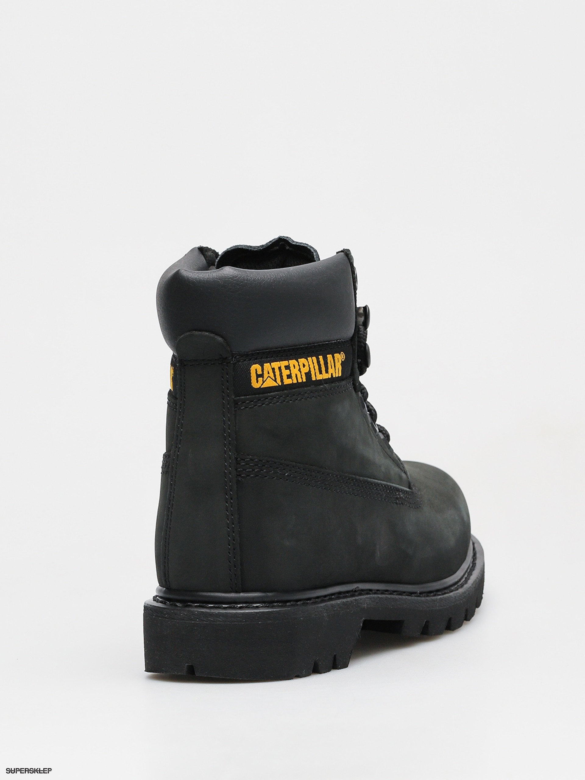 93d2ef7ae32 Zimné topánky Caterpillar Colorado Wmn (black)