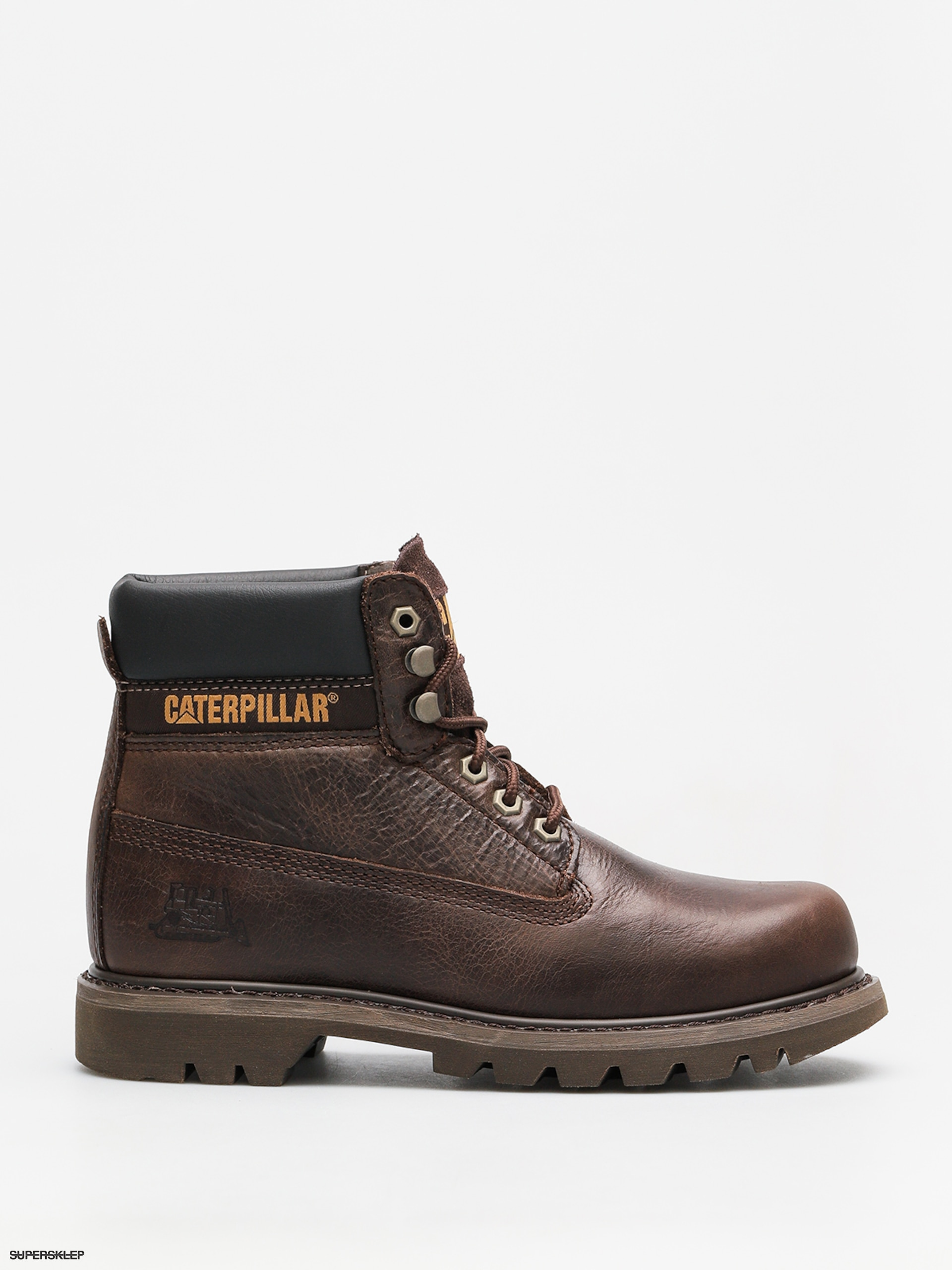934737a7c Zimné topánky Caterpillar Colorado (chocolate)