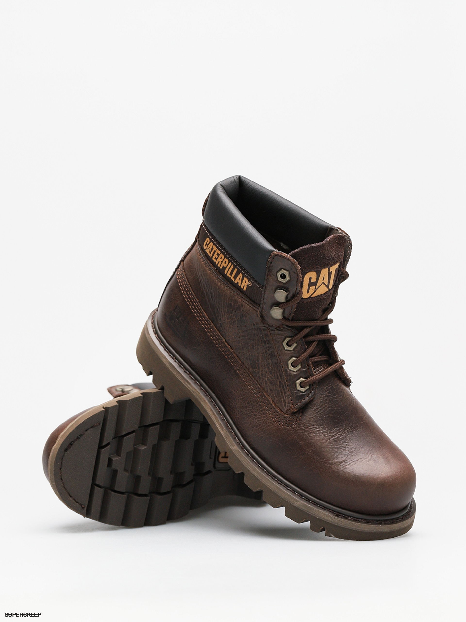 1ffce966cb Zimné topánky Caterpillar Colorado (chocolate)