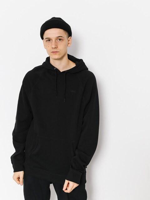 Mikina s kapucňou Vans Versa HD (black)