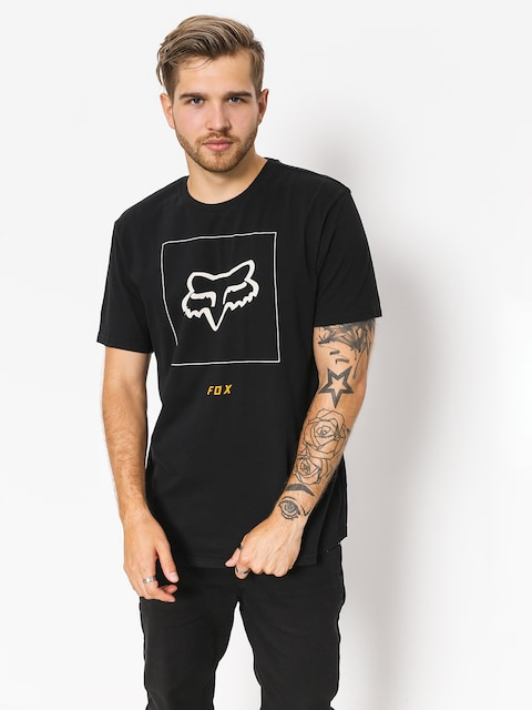 Tričko Fox Crass (blk/gry)
