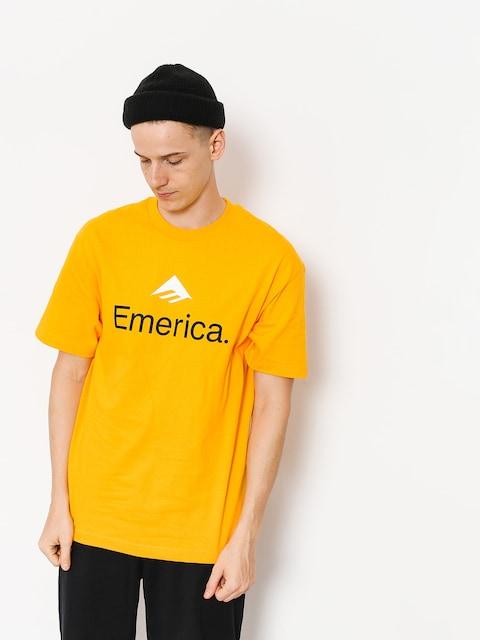 Tričko Emerica Skateboard Logo
