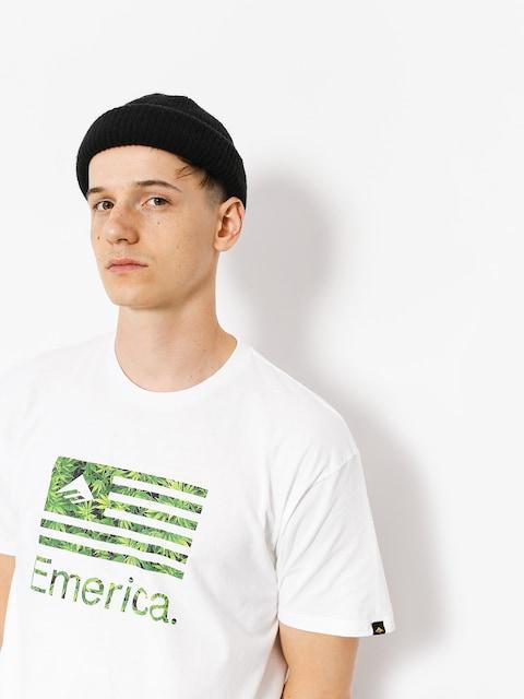 Tričko Emerica Pure Flag