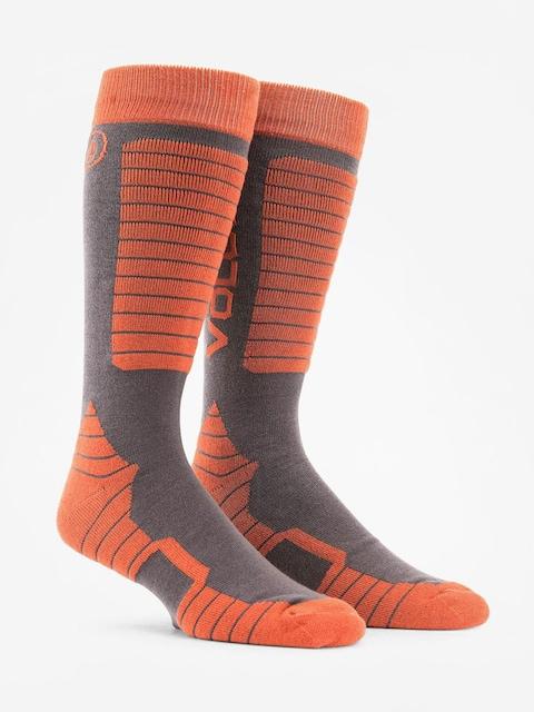Ponožky Volcom Kootney (bor)
