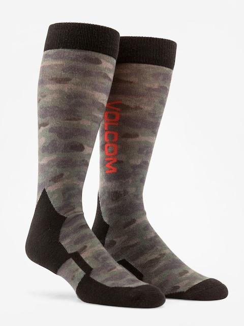 Ponožky Volcom Lodge (cam)