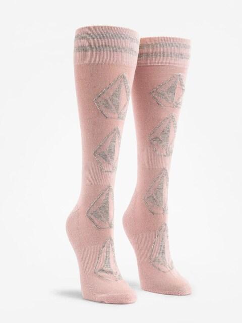 Ponožky Volcom Sherwood Wmn (ros)