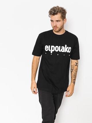 Tričko El Polako Classic (black)