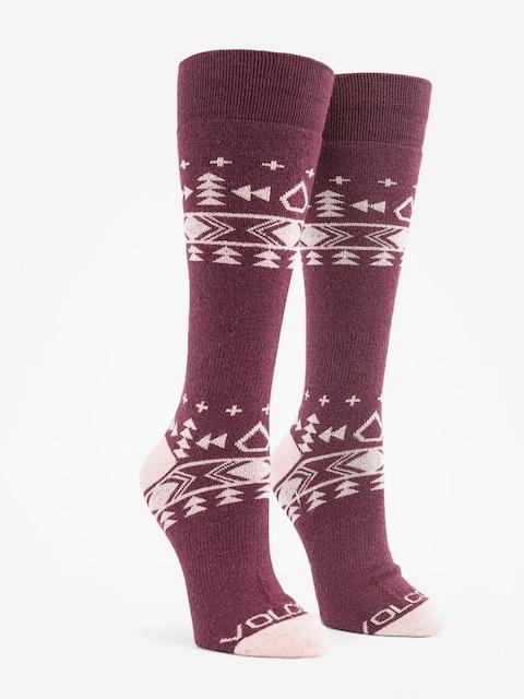 Ponožky Volcom Tundra Tech Wmn (mer)