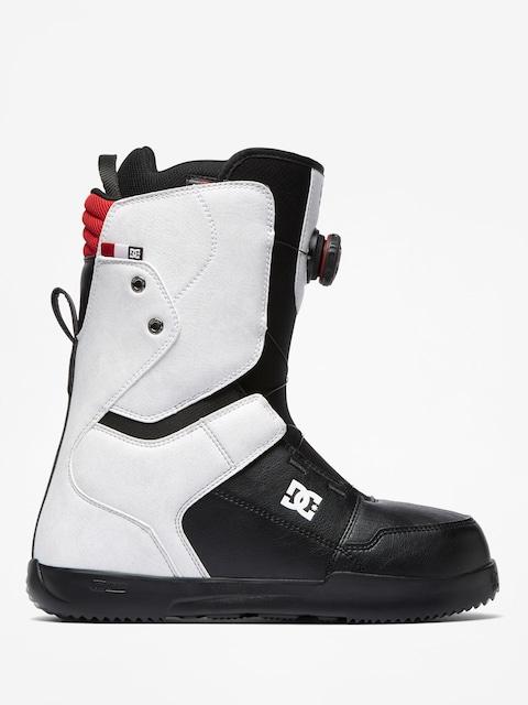 Obuv na snowboard DC Scout (white)