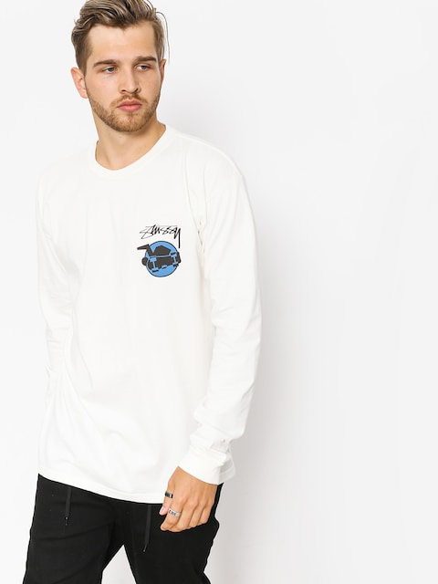 Triko Stussy Skateman Pig Dyed (natural)