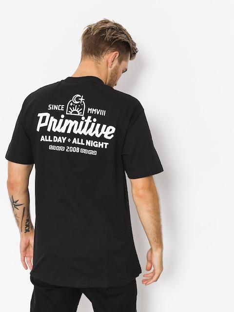 Tričko Primitive Mission (black)
