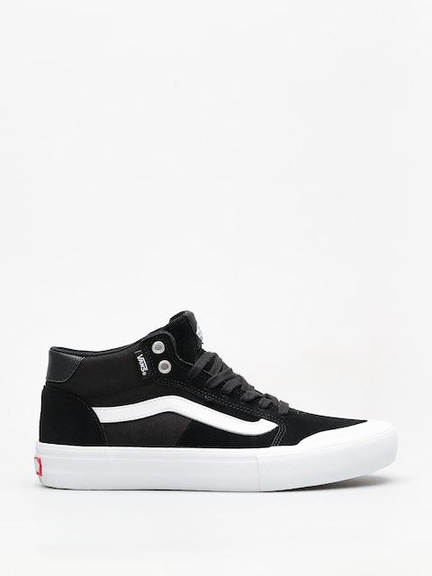 Topánky Vans Style 112 Mid Pro (black/white)