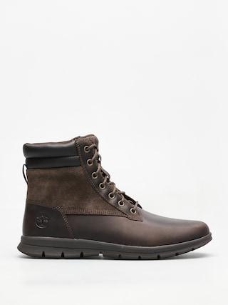 Zimné topánky Timberland Graydon Casual 6 Inch Wr (dark brown) 2a08804e7cb