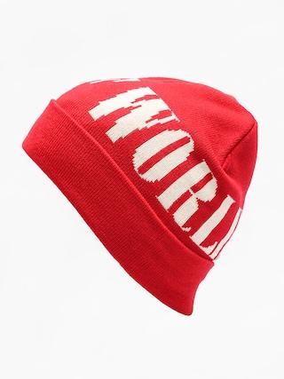 Čiapka HUF Serif (scarlet)