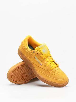 Topánky Reebok Club C 85 Mu (mc banana/blue/gum)