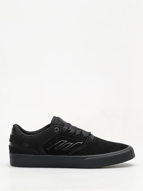 Topánky Emerica The Reynolds Low Vulc (black raw)