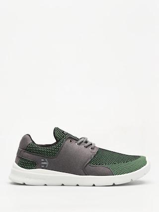 Topánky Etnies Scout Xt (grey/green)