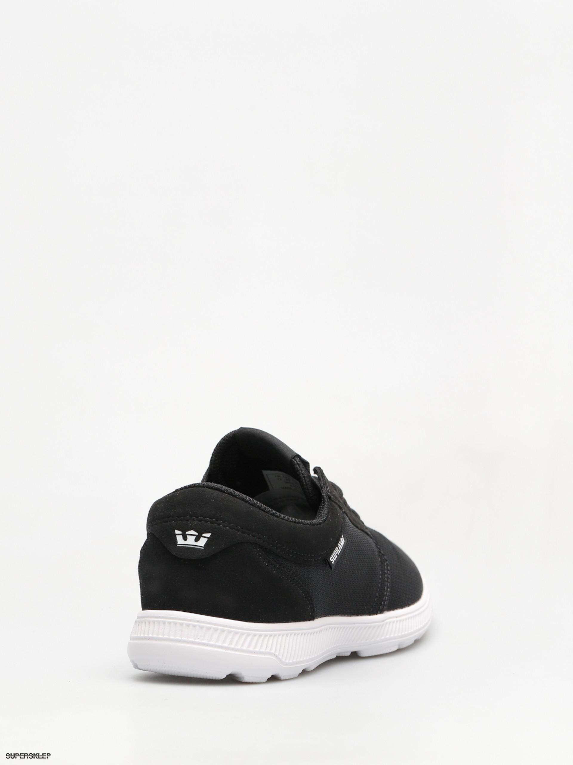 Topánky Supra Hammer Run (black white white) e9829f4976b