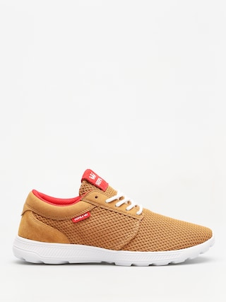 Topánky Supra Hammer Run (tan/risk red white)
