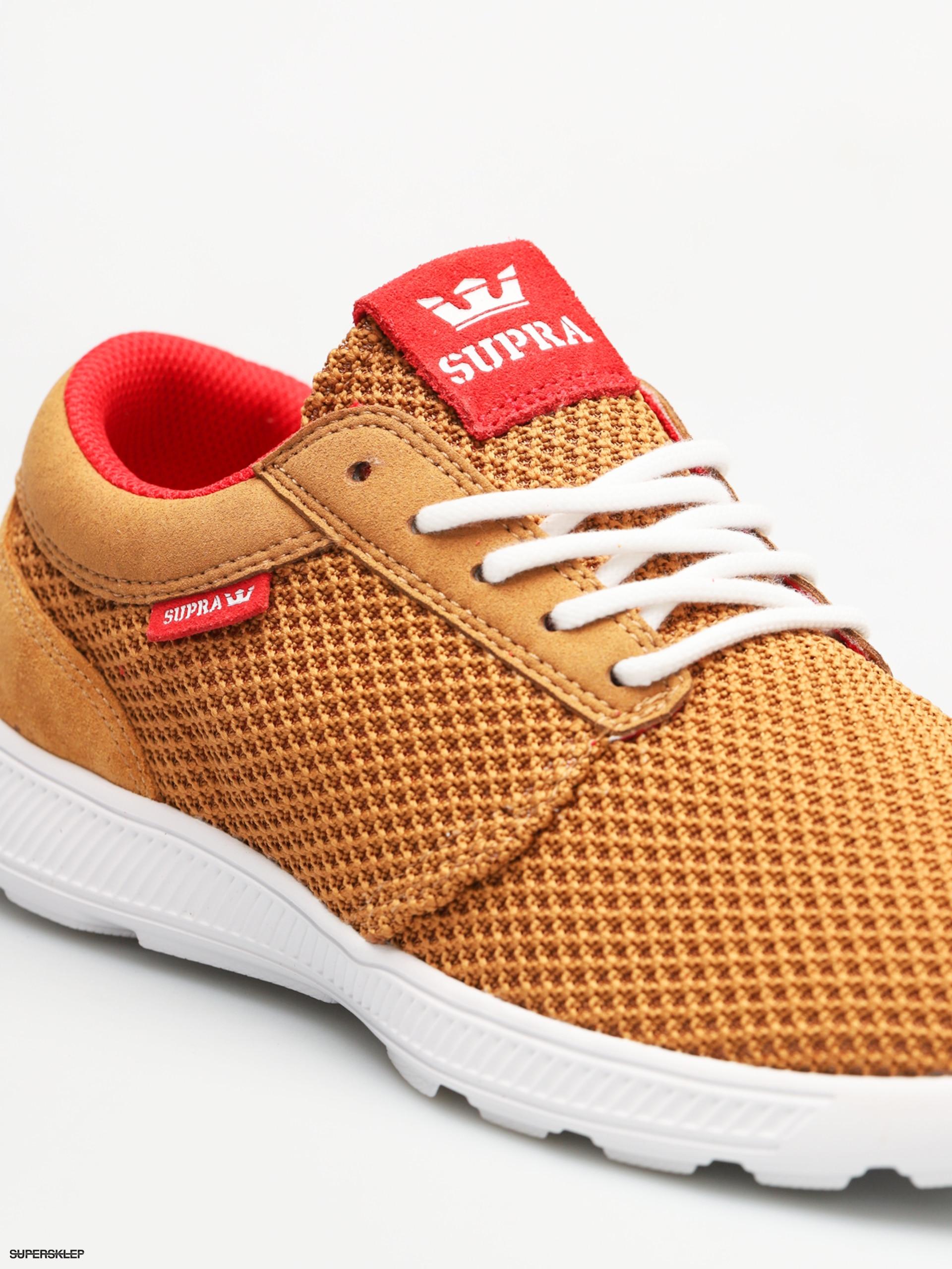 Topánky Supra Hammer Run (tan risk red white) 71494653918