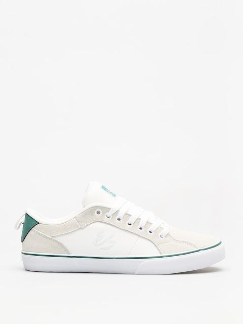 Topánky Es Aura Vulc (white/green)