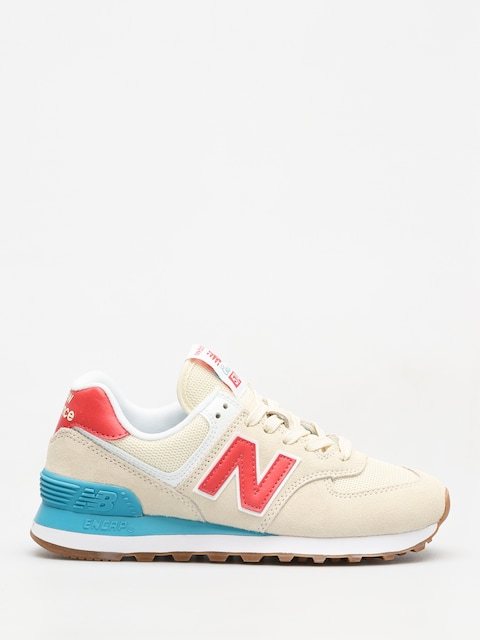Topánky New Balance 574 Wmn (alabaster)