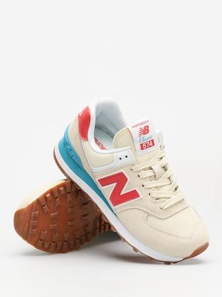 Topánky New Balance 574 Wmn (alabaster)
