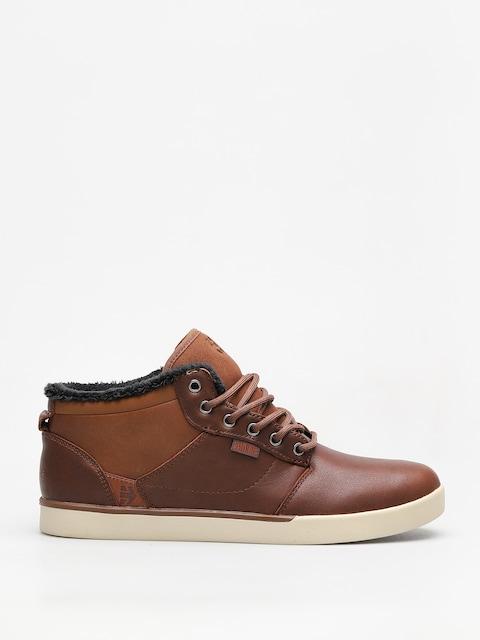 Zimné topánky Etnies Jefferson Mid (brown/tan)