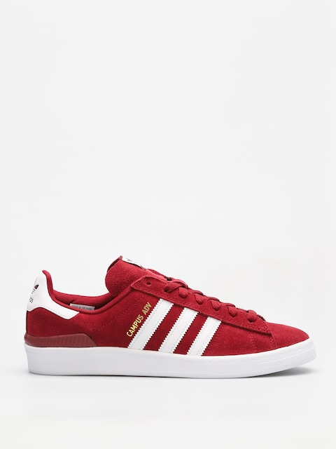 Topánky adidas Campus Adv (collegiate burgundy/ftwr white/ftwr white)