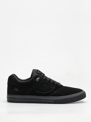 Topánky Emerica Reynolds 3 G6 Vulc (black/black)