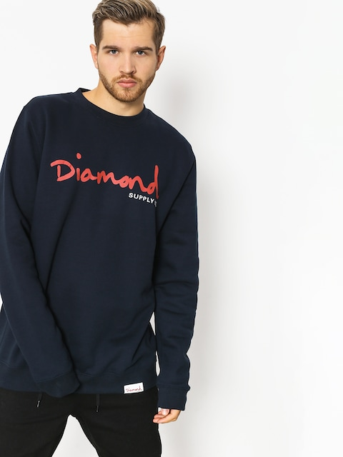Mikina Diamond Supply Co. Og Script