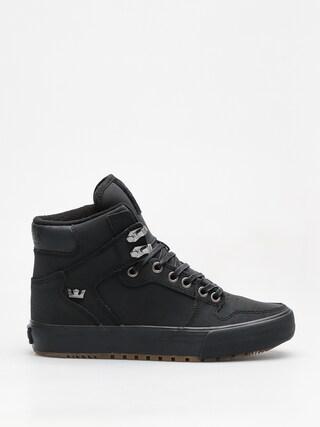 Zimné topánky Supra Vaider Cw (black black/dark gum)