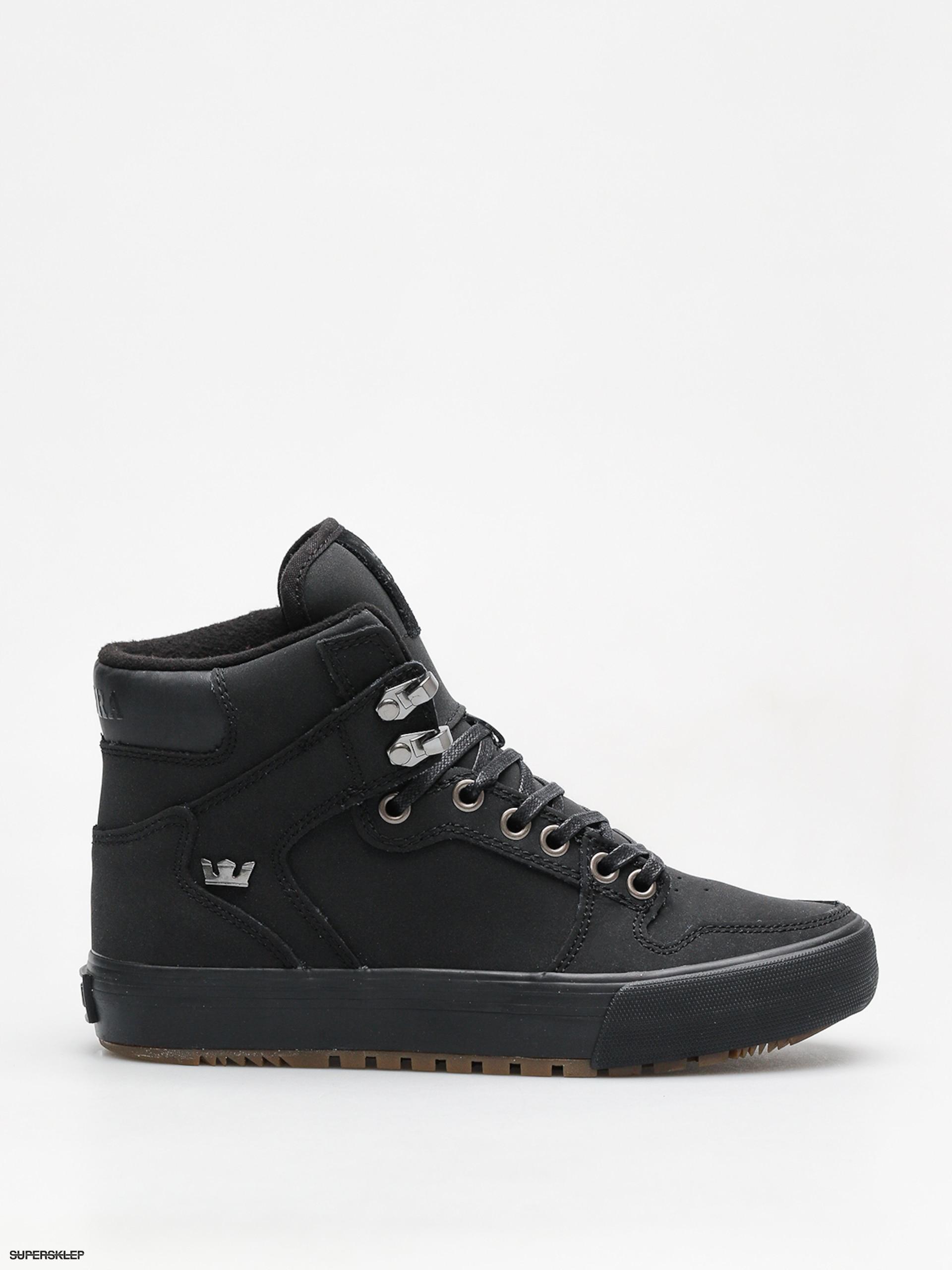Topánky Supra Vaider Cw (black black dark gum) e3a36eb1d7a